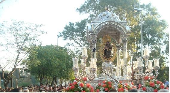 Fiestas De La Virgen De La Cinta Huelva 2016 2017